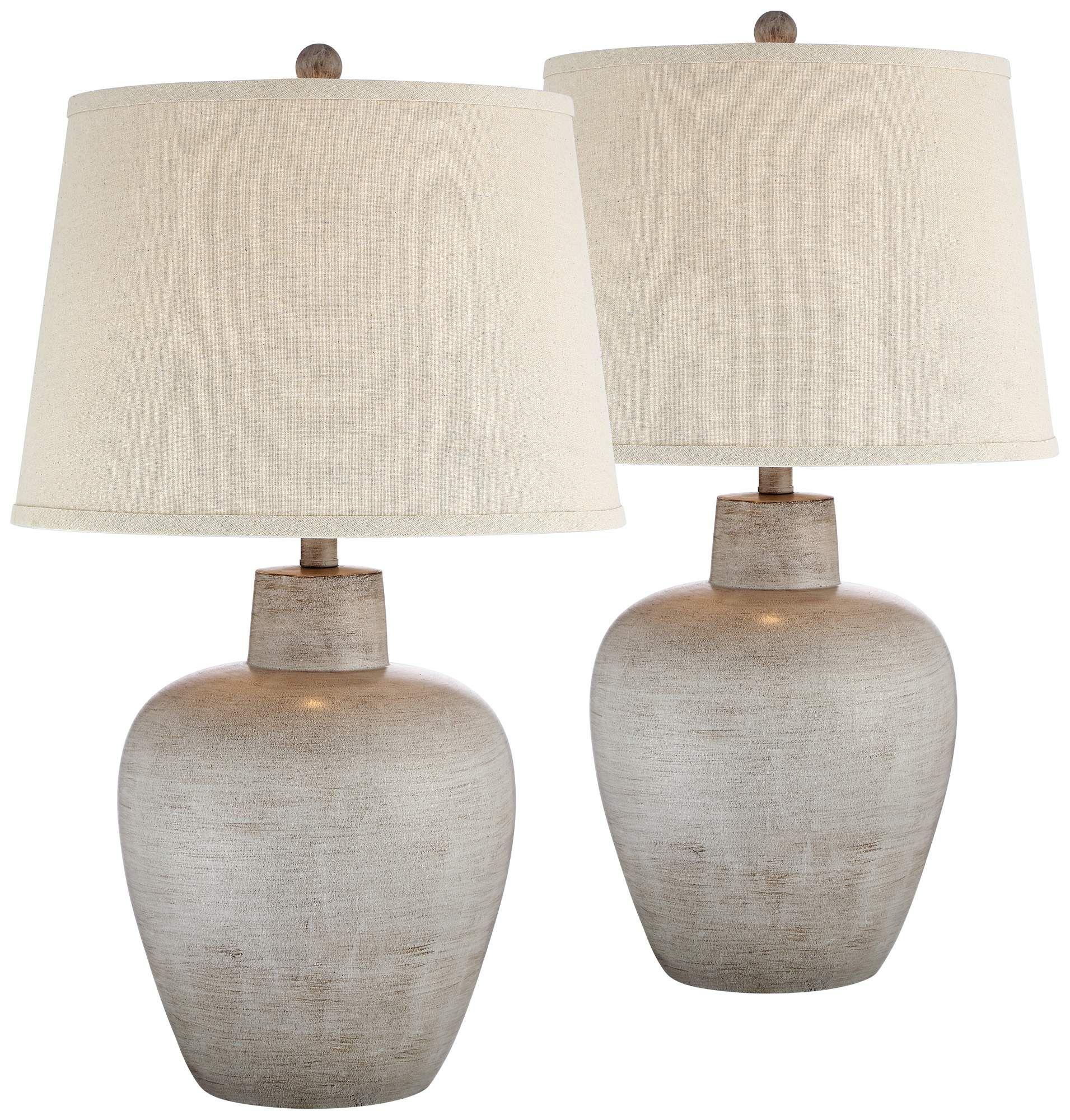 Glenn Southwest Urn Table Lamps Set Of 2 Lamp Sets Farmhouse Table Lamps Table Lamp Sets #table #lamp #sets #for #living #room