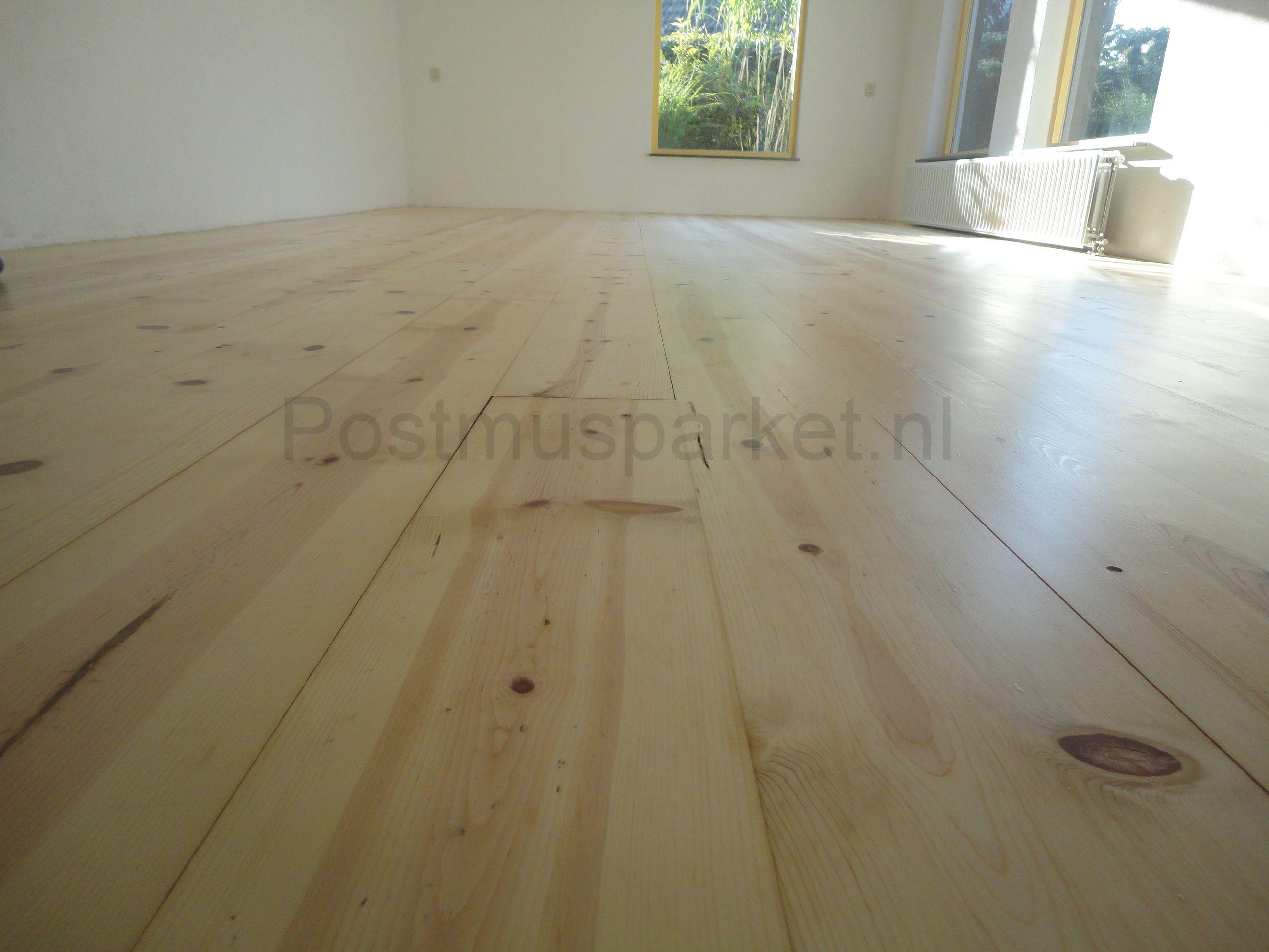 Houten vloeren grenen houten vloeren
