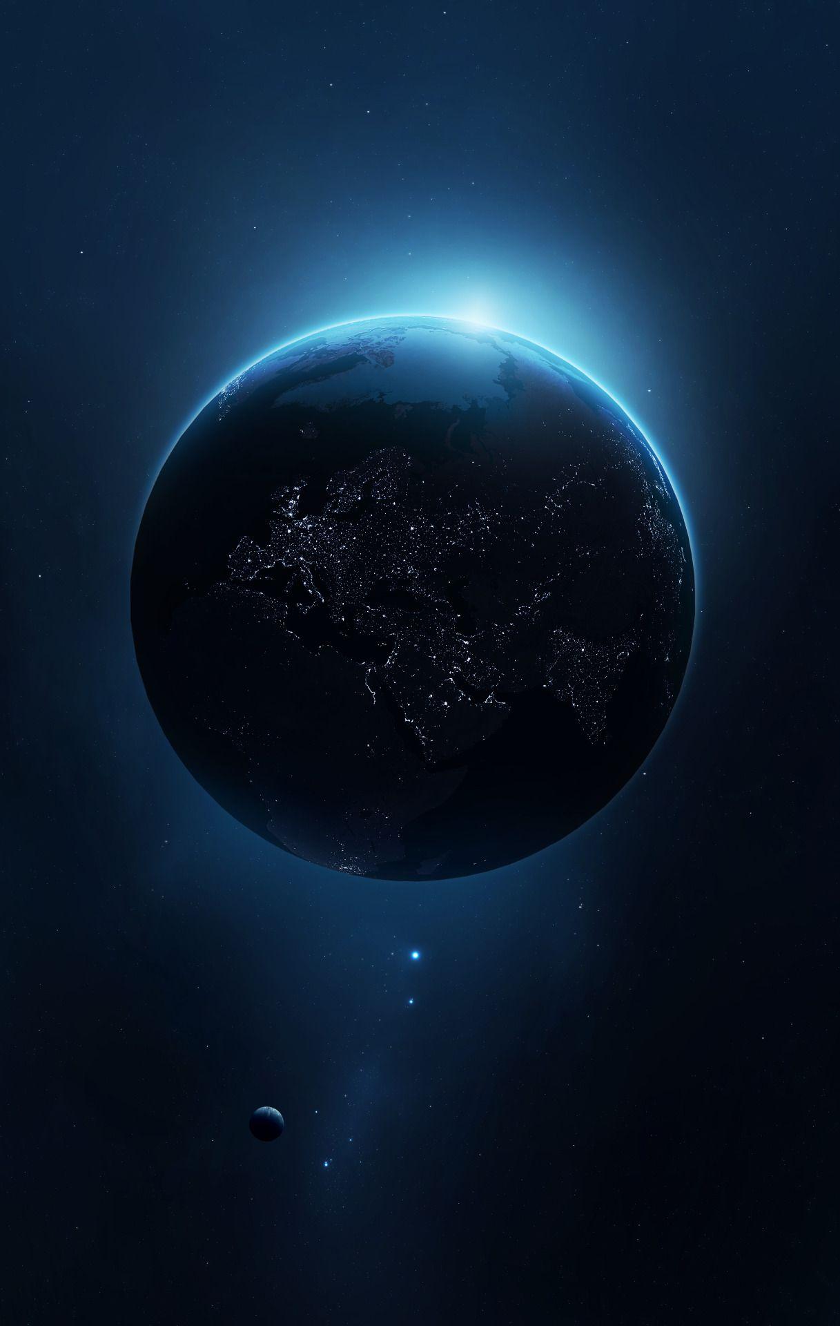 Nightside Of Earth by jesper-ullbing on DeviantArt