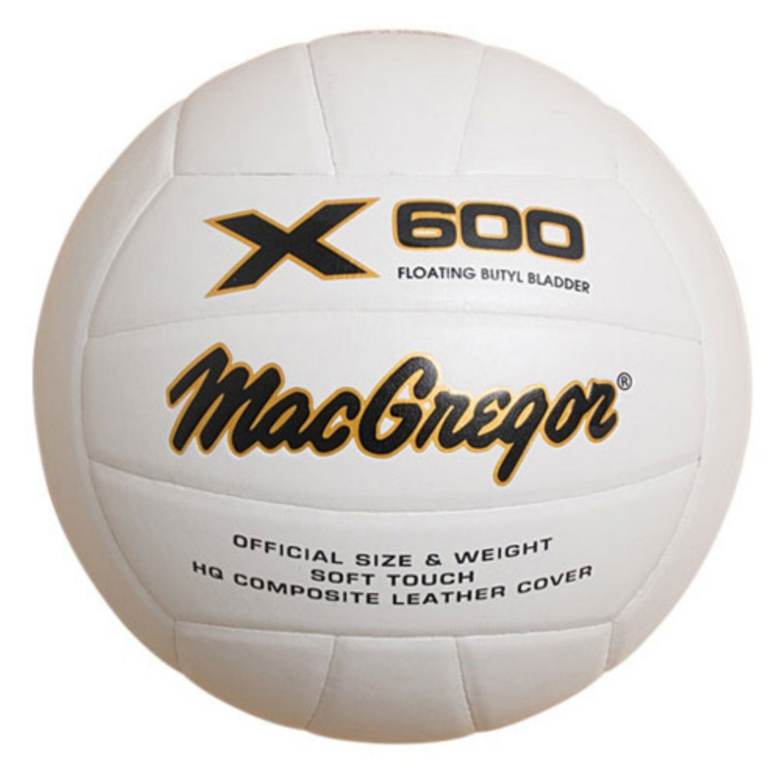 MacGregor Official Composite Football