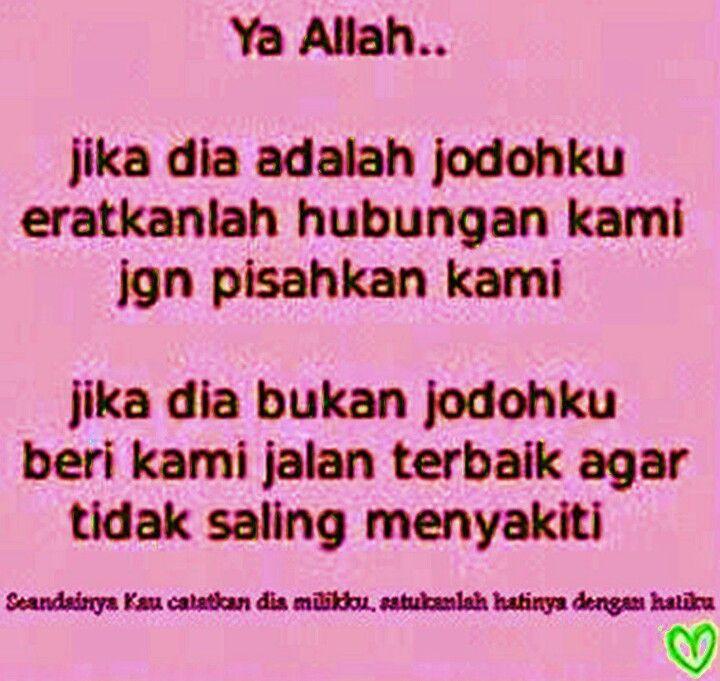 Pin Oleh Siti Aznida Di Live Life Love Allah Belajar