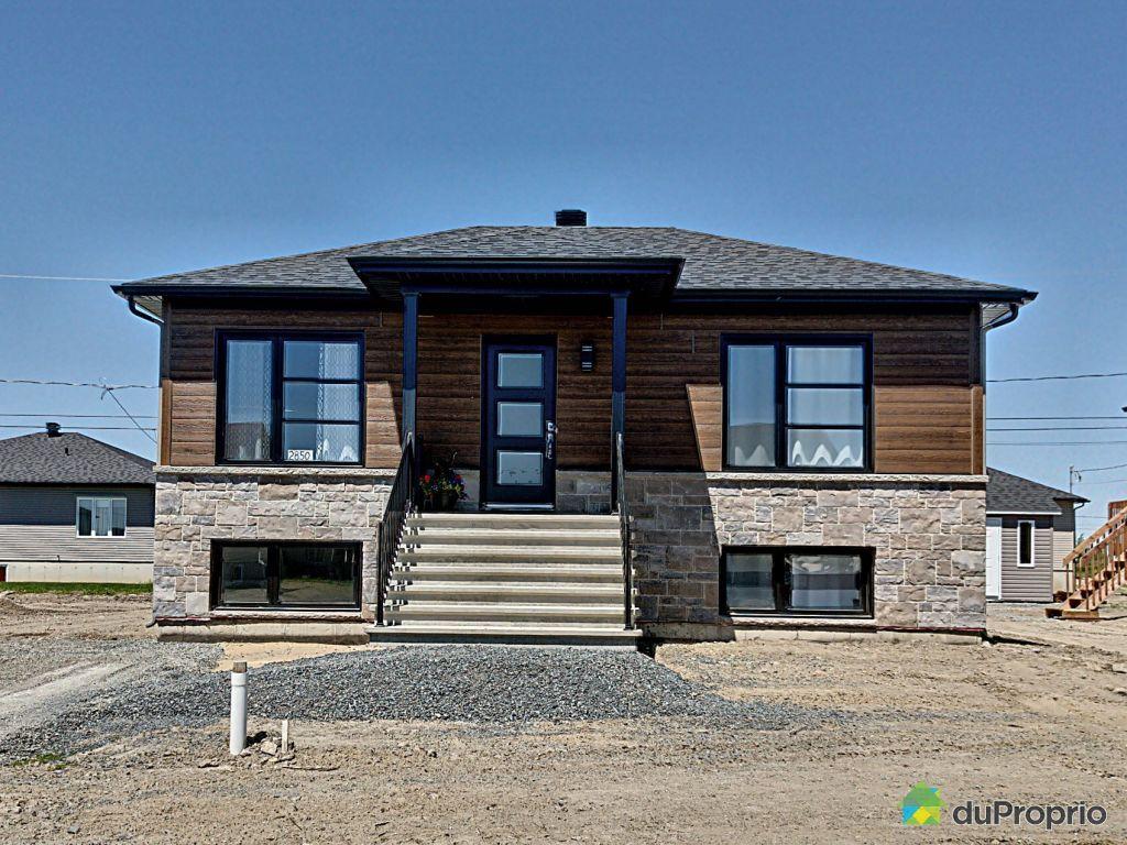 Drummondville Drummondville Propriétés Neuves Bungalows à Vendre Duproprio House Prefab House Styles