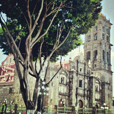 Catedral de Puebla,  Puebla