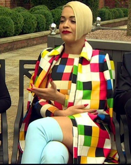 Rita X Factor