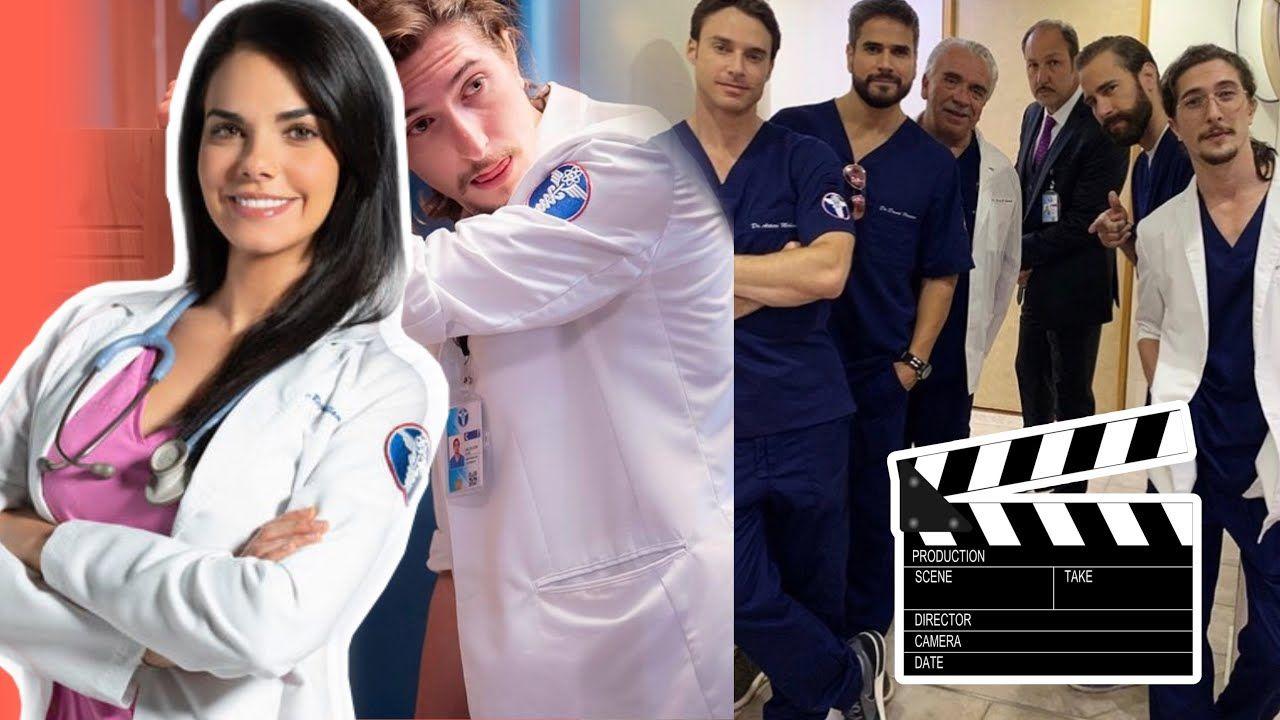 1 2 3 Acción Así Fue El Fin De Las Grabaciones De Medicos Linea De V Medicos Linea De Vida Actores Venezolanos