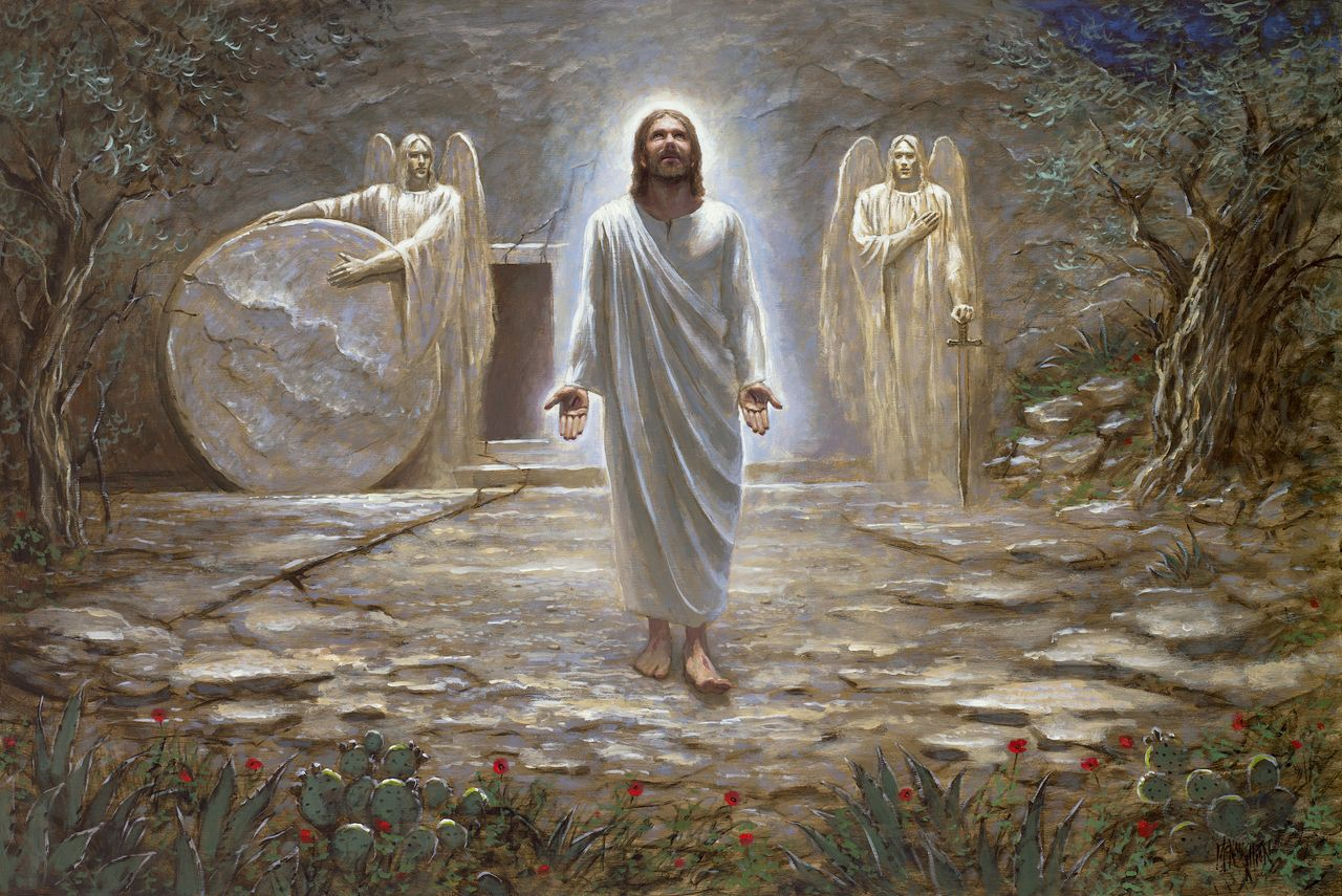 Risen 10x15 Oe Litho Healthy In 2016 Christ God