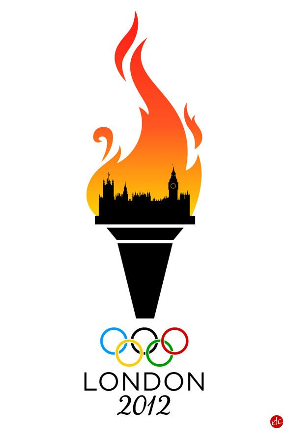 2012 London Olympics Logo Redesign Olympic Stuff Pinterest