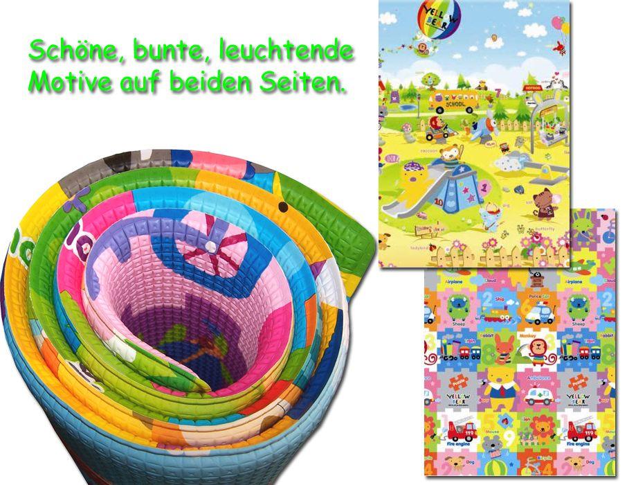 New My Playmat Spielteppich Spielmatte x cm schadstofffrei