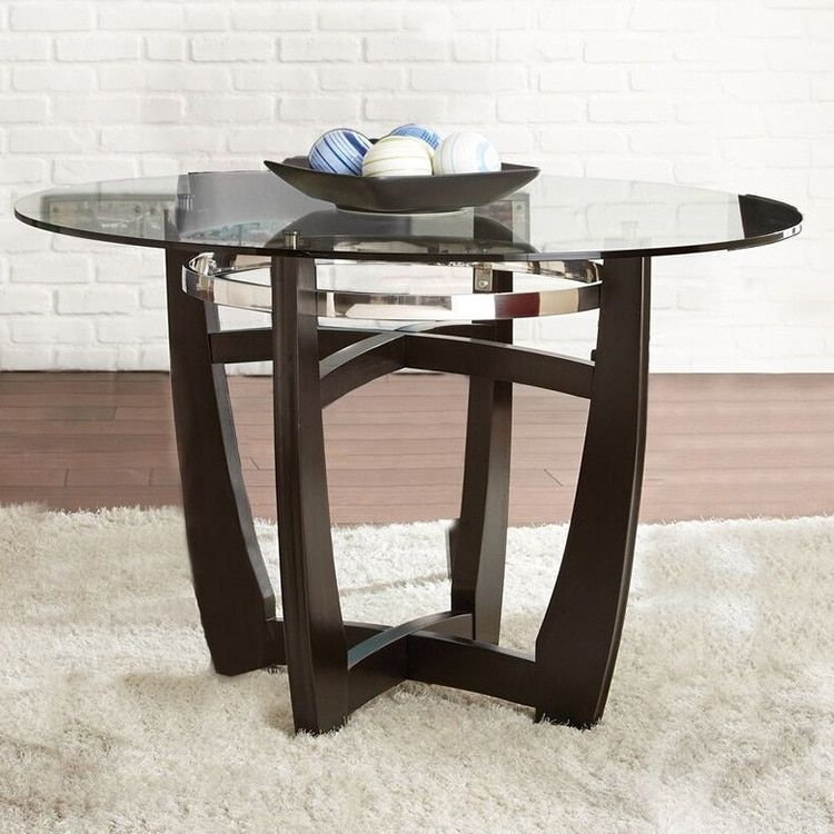 Glass Table Home Goods: Free Shipping on orders over $45 at Overstock.com -