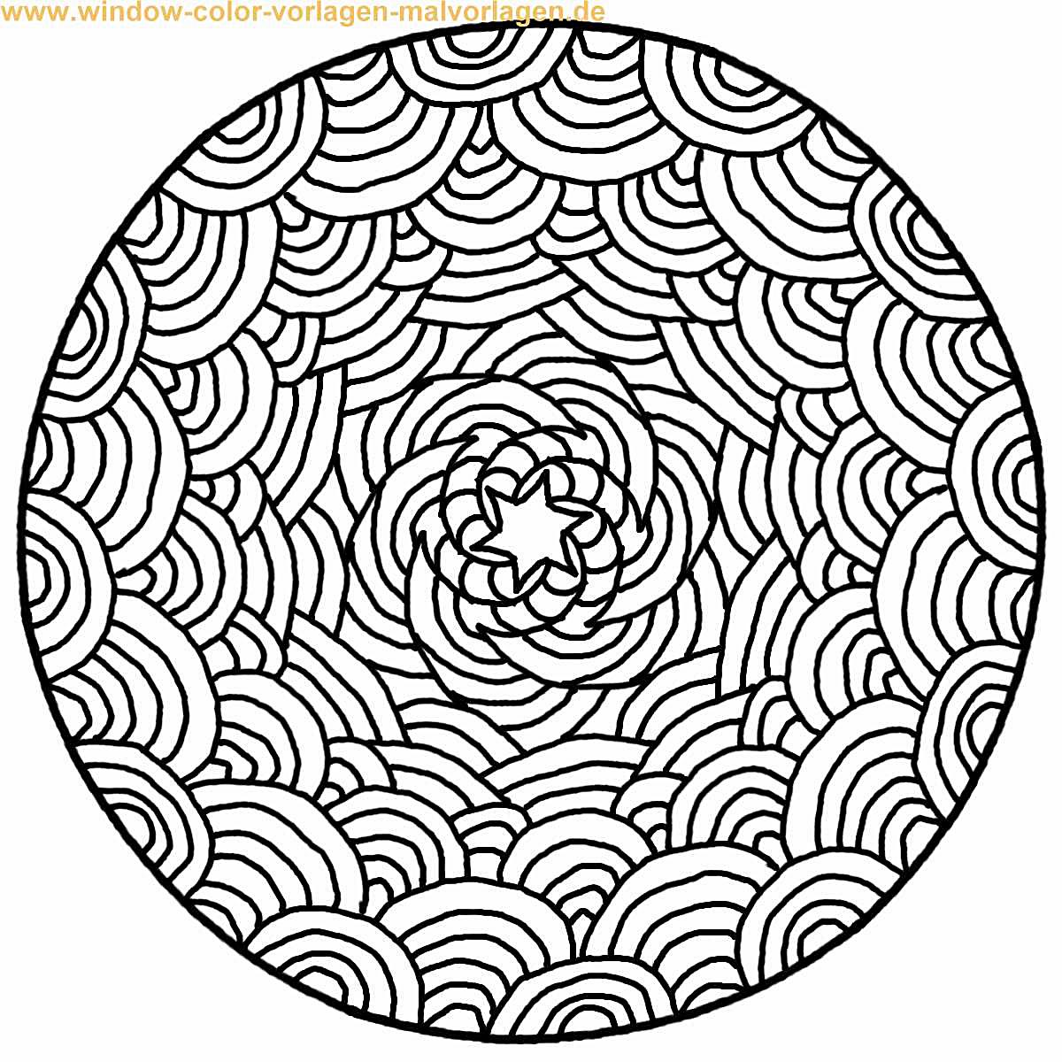 Mandala 007 | colouring pages | Pinterest | Mandala malvorlagen ...