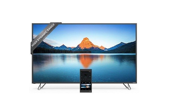 Vizio 50 Class 4K 2160p Smart LED Home Theater Display