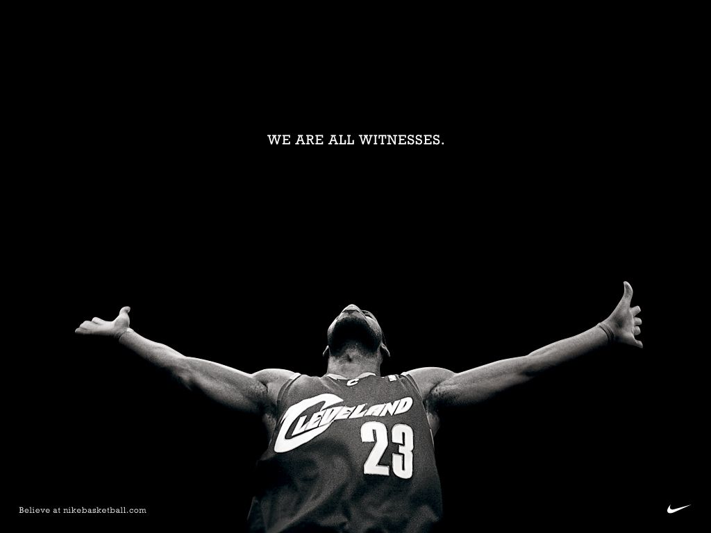 sports shoes 6a389 31029 LeBron James New Nike Commercial - Together (2014) Nikes ...