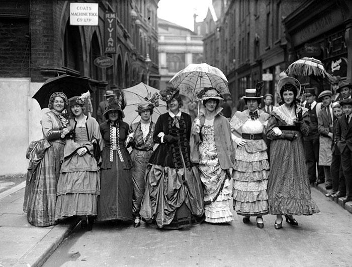 49 Seltene Fotos von Viktorianern, die beweisen, dass sie nicht so ernst waren wie Sie dachten