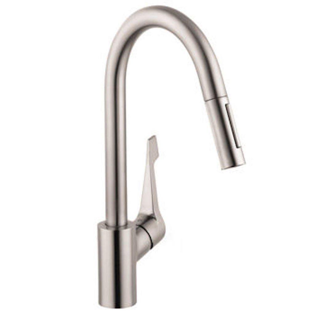 Hansgrohe Cento Higharc Kitchen Faucet Amazon Com Letocq