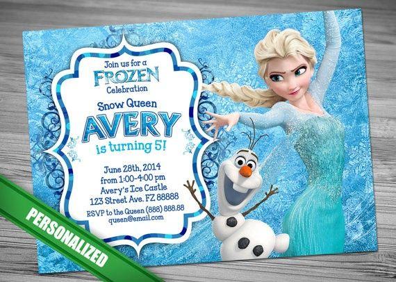 Love It Frozen Printable Birthday Invitation Templates To Catch Your Eyes Fashion Blog Disney Frozen Birthday Frozen Invitations Frozen Party Invitations