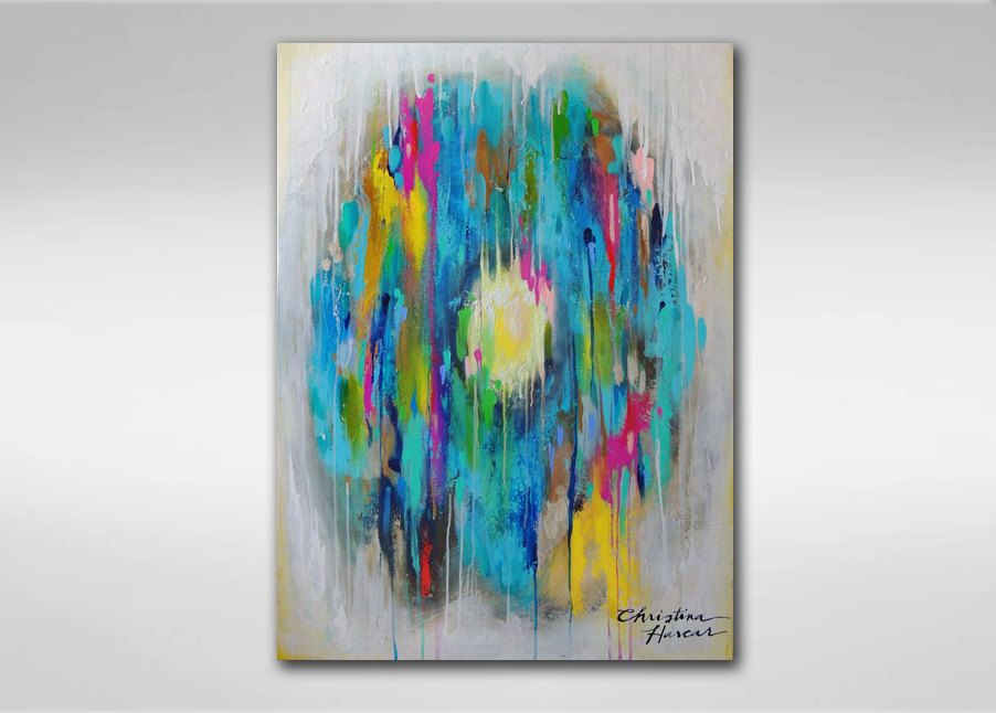 Color Wheel by ChristinaHarcar on Etsy