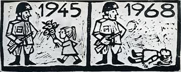 Prague Spring Political Cartoon Socialist History Communist Propaganda Prague Spring High School