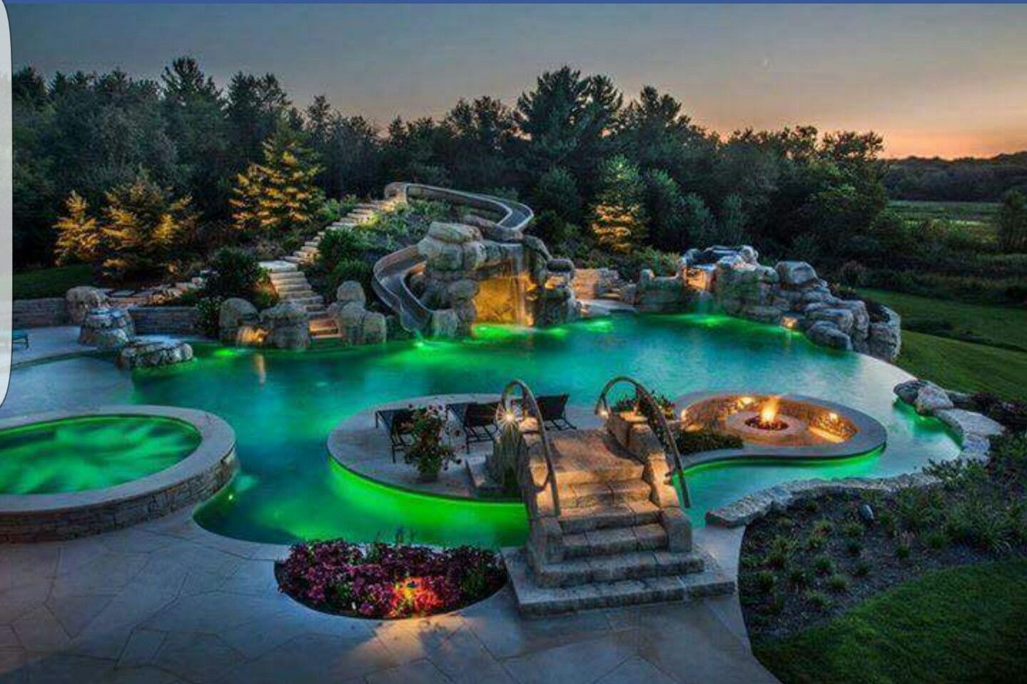 Pin by Amber Dukes on future home | Dream pools, Dream ... on Dream Backyard With Pool id=60004