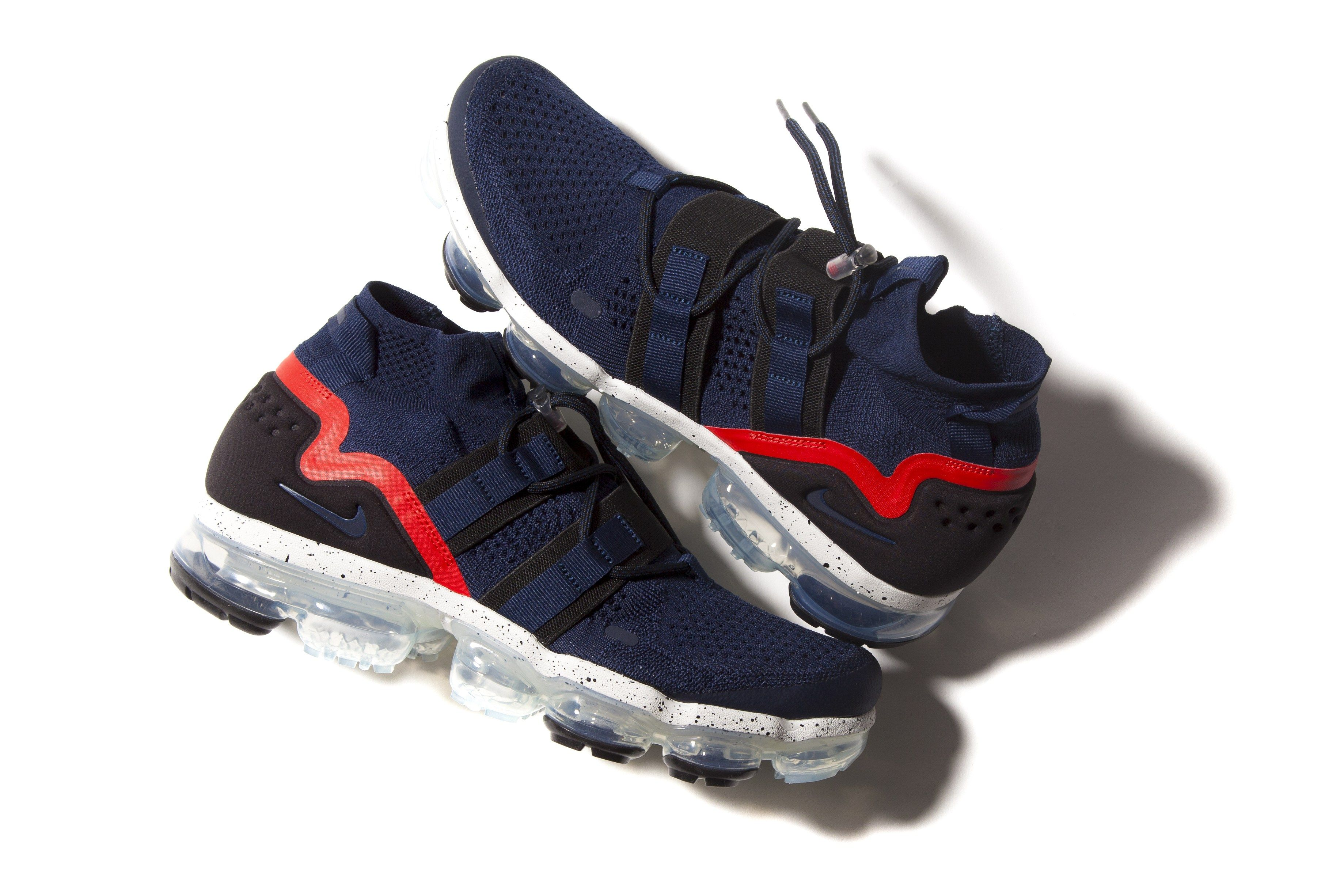 "pretty nice f89df f7e9d Nike Air VaporMax Utility ""College Navy"" // Available Now ..."
