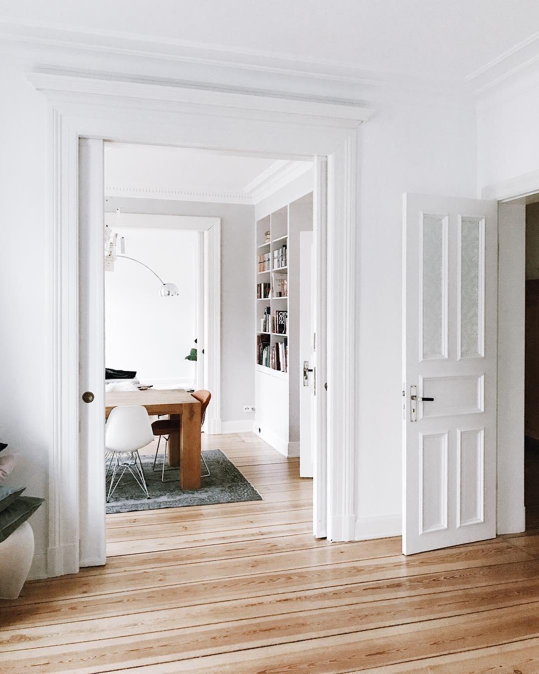 Pin Von Alexwess Auf Interior Interior Interiordesign Altbauwohnung Wohnung Holzdielen
