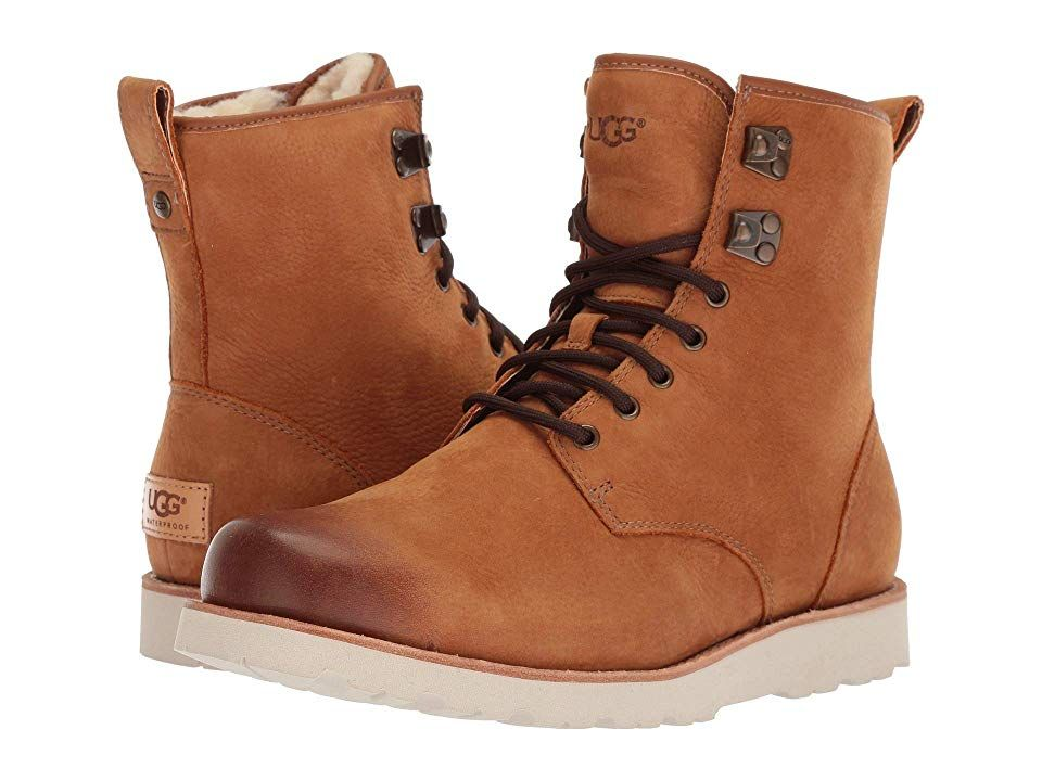 c8676882b25 UGG Hannen TL (Chestnut) Men's Lace-up Boots. It's time to get ready ...