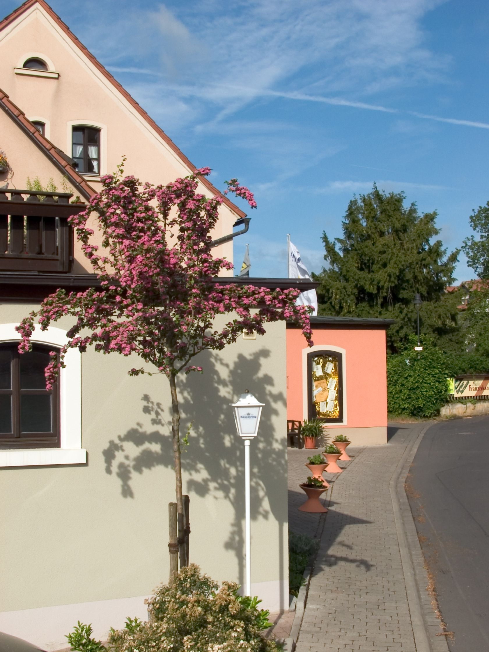 Das Akzent Hotel Franziskaner Bietet Hochsten Komfort Liebevolle