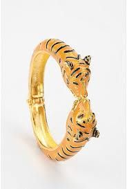 Day At the Zoo Bangle Bracelet