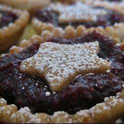 Glutenfreie Christmas Mince Pies