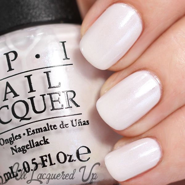 OPI Soft Shades 2015 Swatches & Review | Consistency, OPI and Iridescent