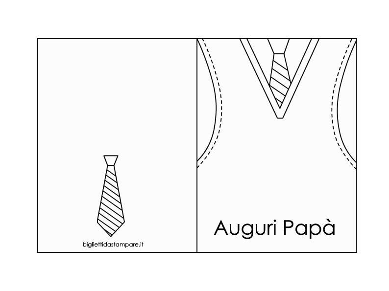 Шаблоны открыток для папы в день рождения