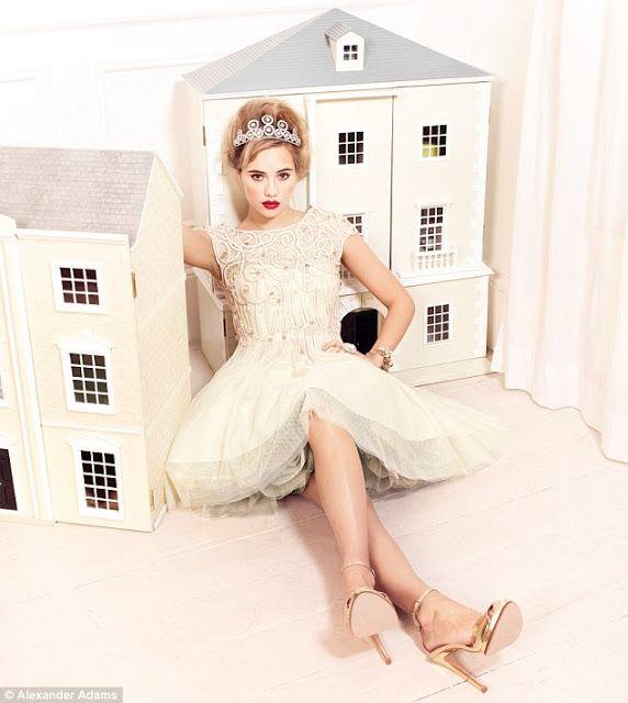 Beauty Fashion Food: Suki Waterhouse For Coast, Fashion, Beauty, Lifestyle