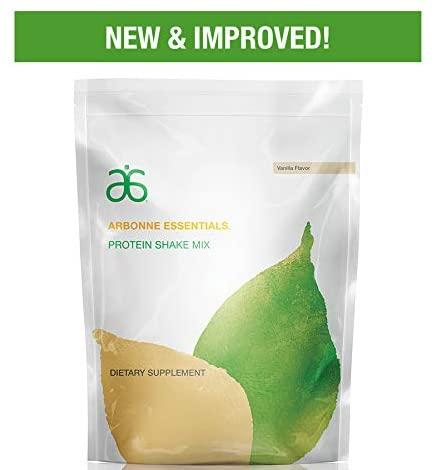 Amazon Com Arbonne Vanilla Protein Powder Everything Else In 2020 Protein Shake Mix Vanilla Protein Shakes Protein Shakes