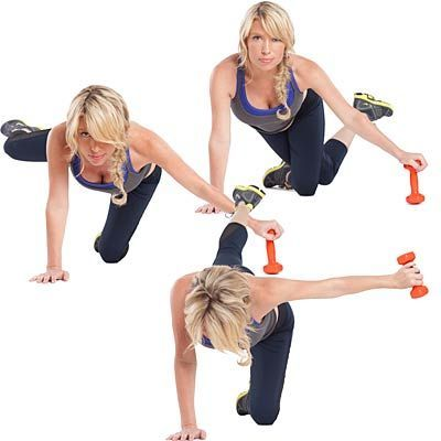 #fitness  #workout #lower #body  Get a leaner lower body with the pretzel kick. | Health.com
