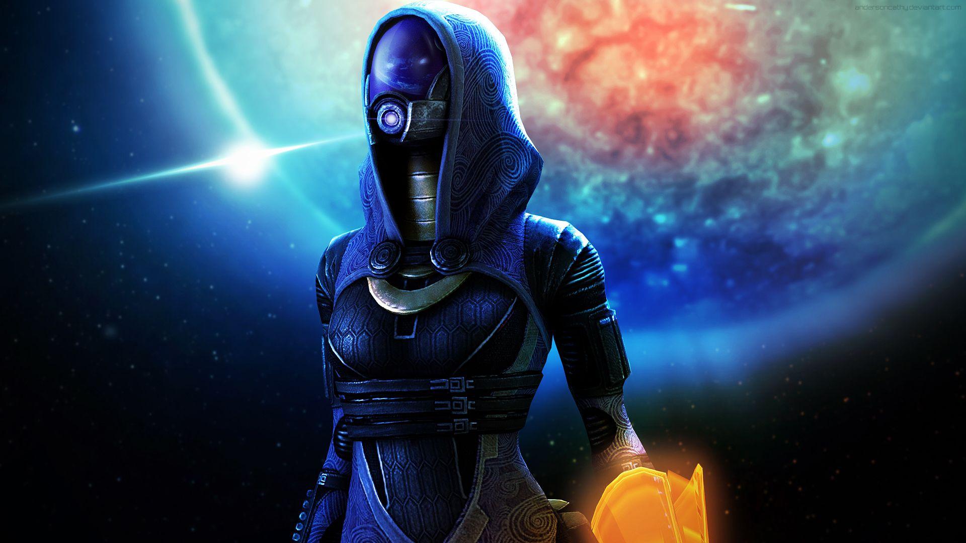 Mass Effect Leviathan Wallpaper