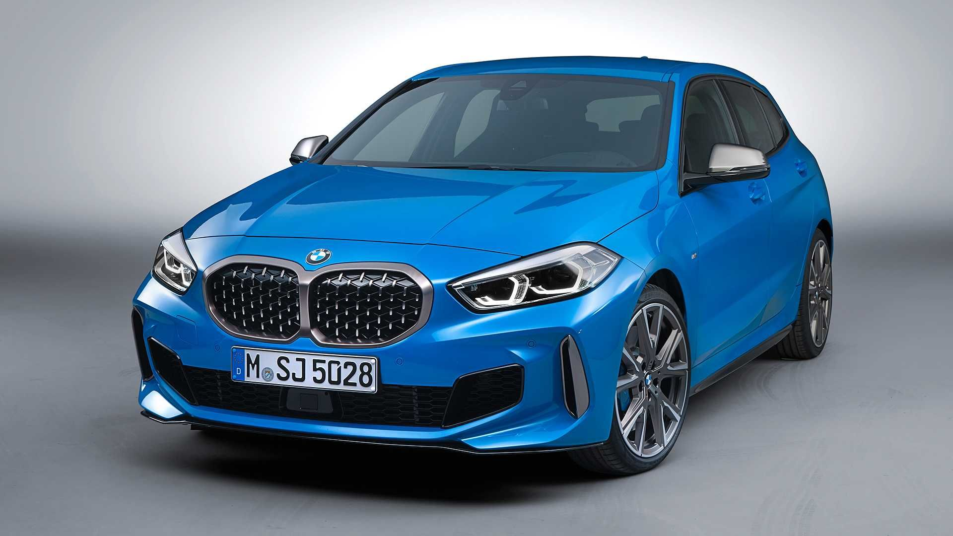 New Bmw 1 Series Is Fwd And Looks Just Like The X2 Bmw 1 Series