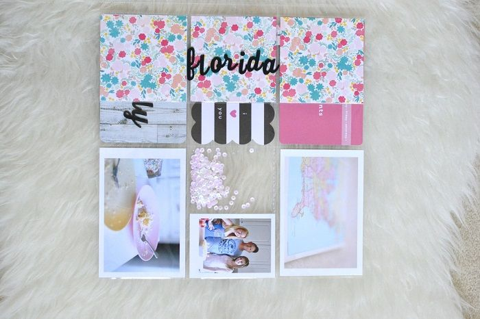 Laurel Lane: Tips For Creative Gorgeous Project Life Layouts