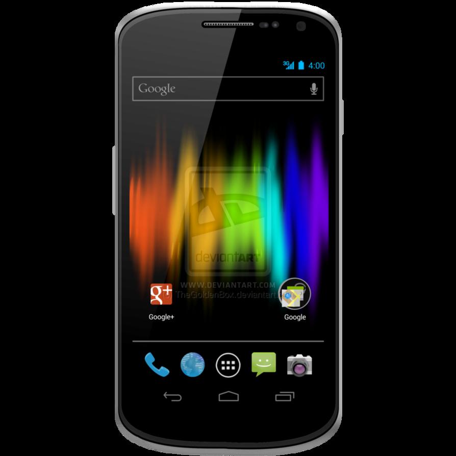 Samsung Galaxy Nexus by TheGoldenBox