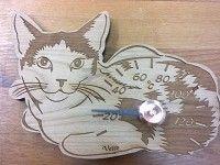 Kissasaunamittari söpö =)