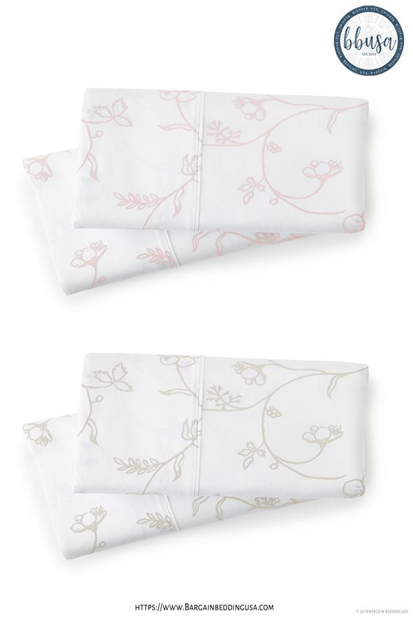 Secret Garden Pillow Cases