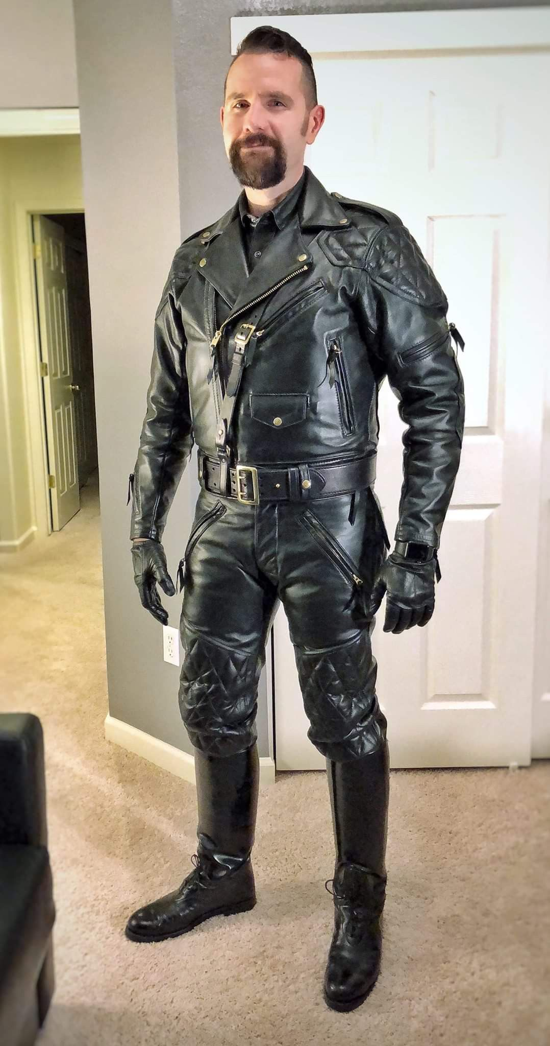 Pin By Herokiller Hero On Leather Leather Scene Leather Jacket