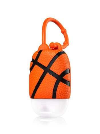 Basketball Pocketbac Holder Bath And Body Works Hand Sanitizer