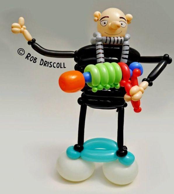 Gru Twist Balloon
