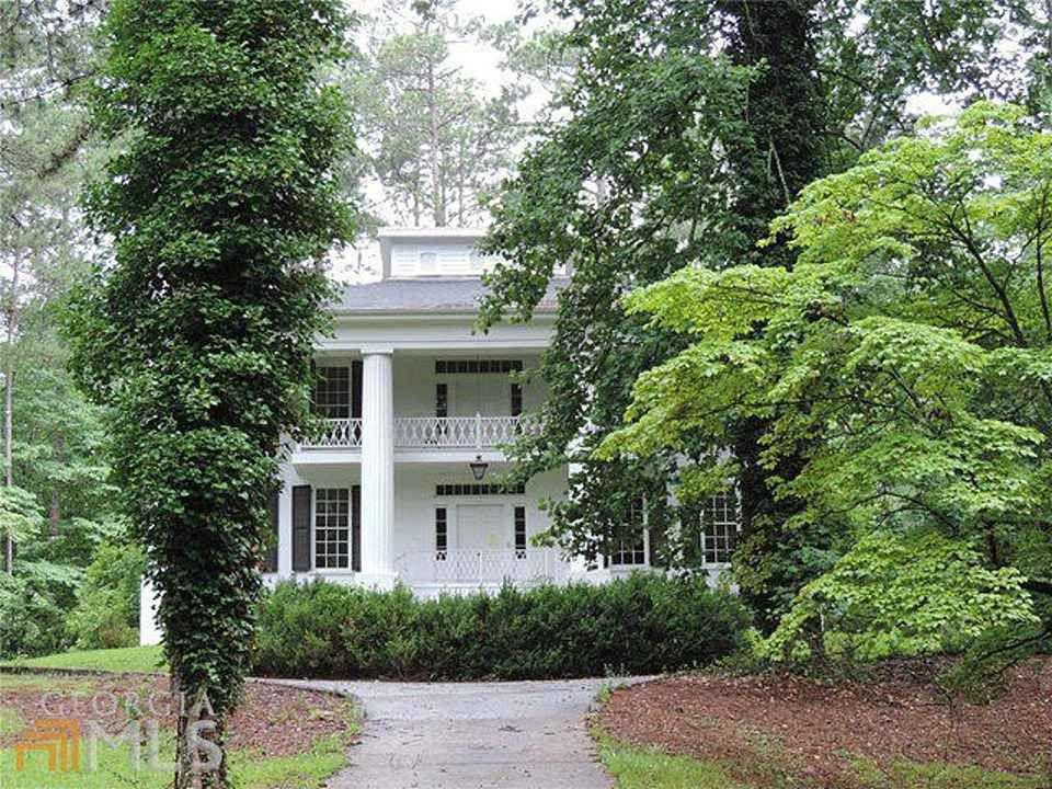 1840 Greek Revival Lagrange Ga 499 000 Old House Dreams Greek Revival Old House Dreams Greek Revival Home