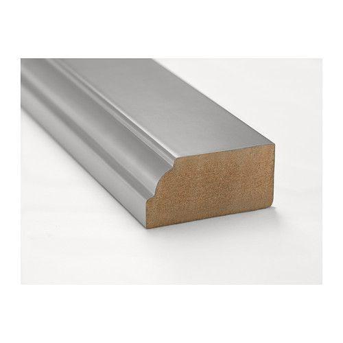moins cher plus tard meilleure collection BODBYN Bandeau décor profilé - gris | Idées déco + | Ikea ...