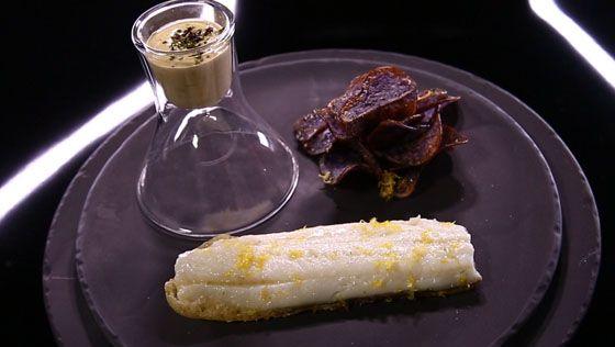 Recettes dans la peau d 39 un chef france 2 le chef merlan recette - France 2 cuisinez comme un chef ...