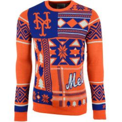 New York Mets Ugly Christmas Sweaters | Mets Christmas | Pinterest ...