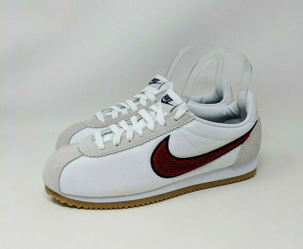 premium selection 2aa70 edb0c Nike Classic Cortez Premium Women s Shoe Size 9.5 White 905614-103  Nike