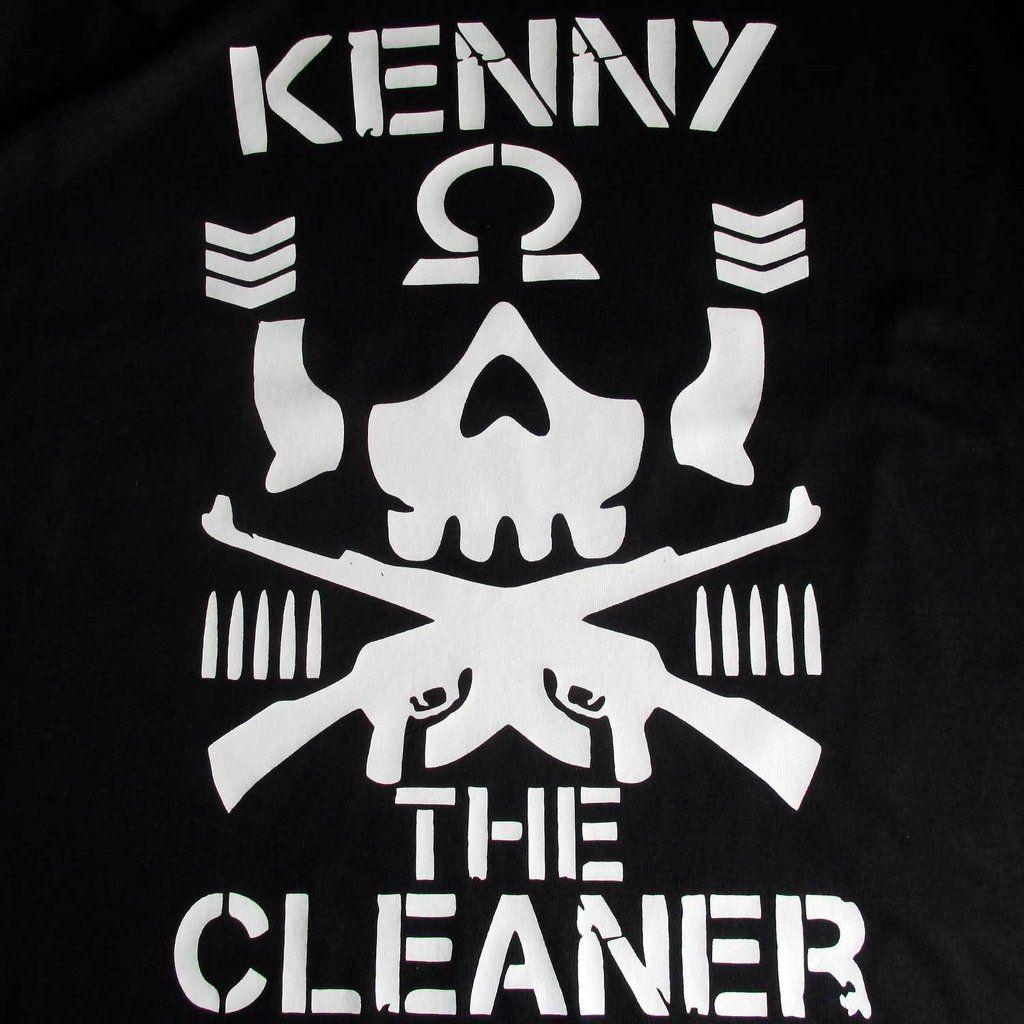 80a4b08ba Camiseta WWE Kenny Omega The Cleaner Tyson Smith Wrestling Camisa Blusa  Feminina