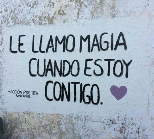 Pin De Mica Pena En Del Alma Frases Romanticas Magia Poetica