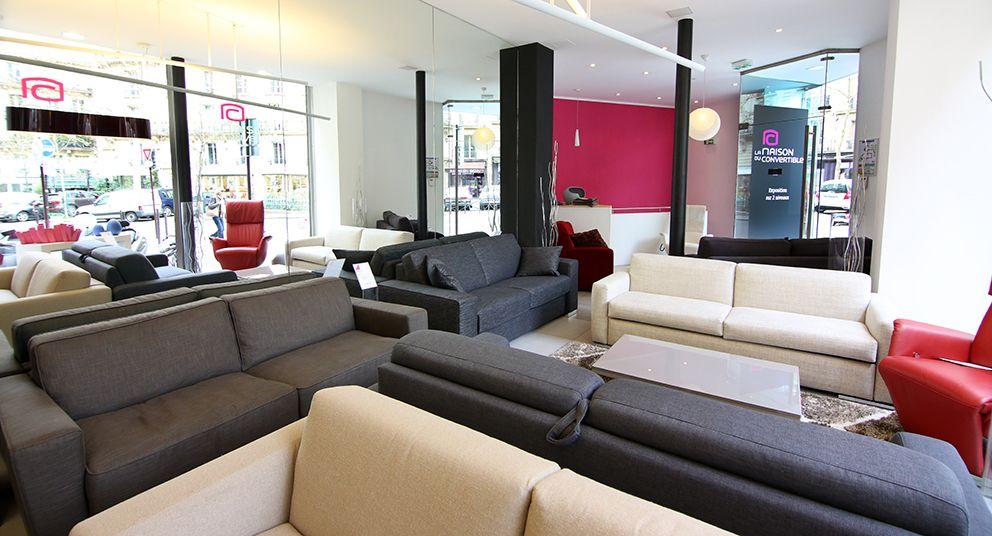 good maison du convertible paris 11 lamaison du convertible 3 table rabattable cuisine. Black Bedroom Furniture Sets. Home Design Ideas